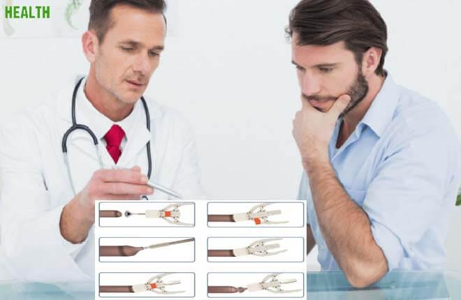 Quy trình cắt bao quy đầu an toàn nhất