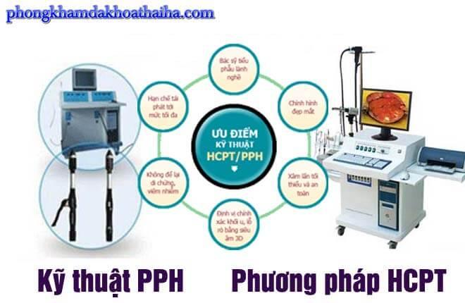 Cách chữa bệnh trĩ bằng phương pháp HCPT và kỹ thuật PPH hiệu quả nhất